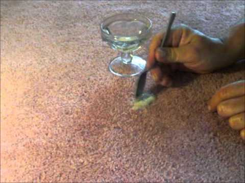 How to Remove Dry Nail Polish from Carpet Using Hair Gel