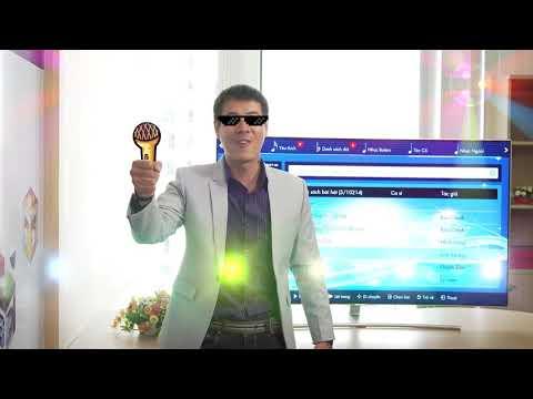 Ứng dụng Bến Thành Karaoke trên Smart TV Samsung