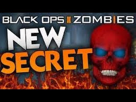 Black Ops 2 Zombies | Red Insta Kill Easter Egg (60 Second Tutorial)
