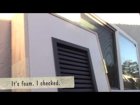 Exterior Utility Door- How to choose the right kind - water heater doors