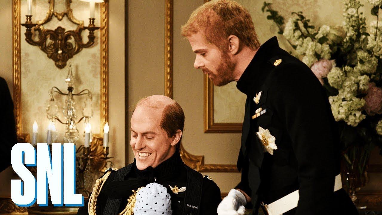 Royal Wedding - SNL