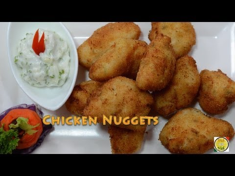 Chicken Nuggets - By VahChef @ VahRehVah.com