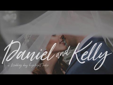 KELLY & DANIEL | THE BLUESTONE | WEDDING DAY HIGHLIGHT VIDEO