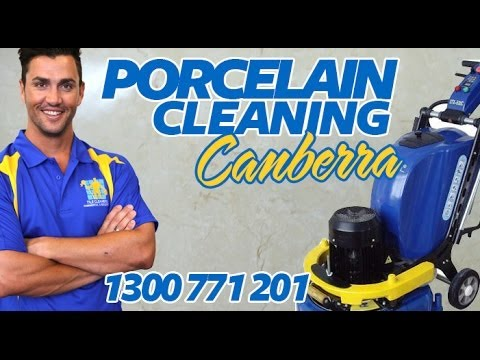 Porcelain Tile Cleaning - Cleaning Porcelain Tiles in Canberra