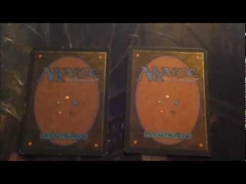 Magic the gathering Deck Ideas : Random Cards episode 1