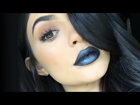 KYLIE JENNER (DIY) KYMAJESTY Lipstick Makeup Tutorial