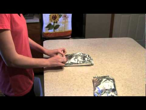 How to: Grilled potato packets