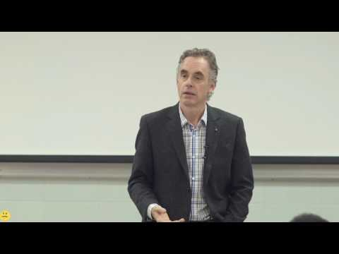 Jordan Peterson - Growing Up and Being Useful is The New Counterculture