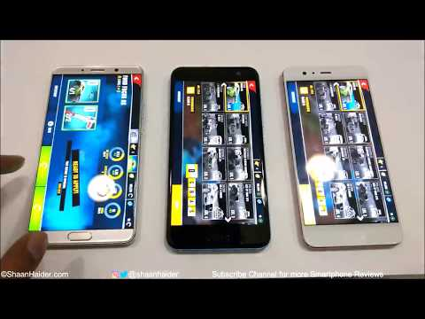 HTC U11 vs Huawei Mate 10 vs P10 Plus - BATTERY DRAIN TEST