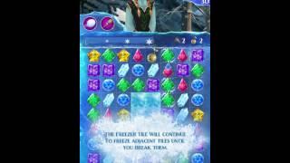 #x202b;كيفية تهكير لعبة Frozen Free Fall روت#x202c;lrm;