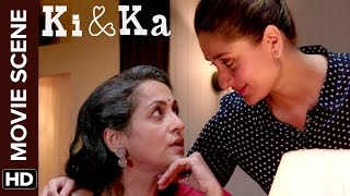 Arjun wants to marry Kareena | Ki & Ka | Movie Scene