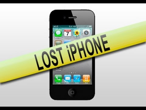 How to track/find your lost | iPhone | iPod Touch | or iPad |