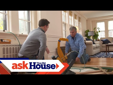 How to Patch Hardwood Flooring