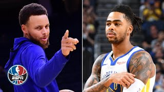 Steph Curry & D'Angelo Russell are the most intriguing duo in the NBA - Jay Williams | NBA Countdown