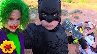 The Joker! Ninja Kidz tv