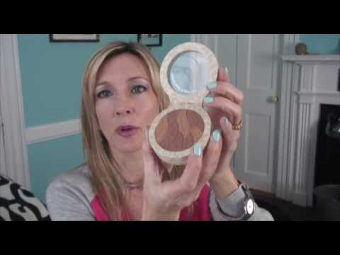 Product Review Laura Mercier Tinted Moisturizer Compact and Physicians Formula Bronzer