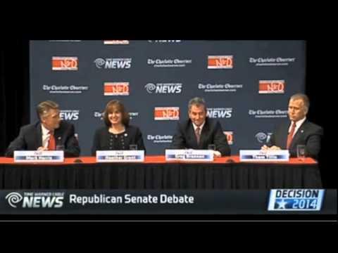 All Four Of North Carolina's GOP Senate Candidates Are Climate Deniers