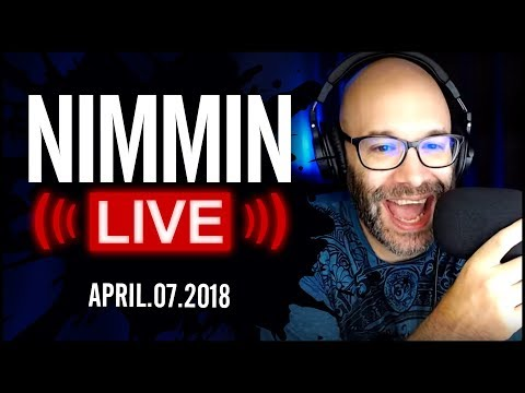 Subscriber Q&A, Channel Grading and More! | Nimmin Live