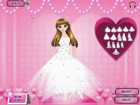 dream girl dress up friv