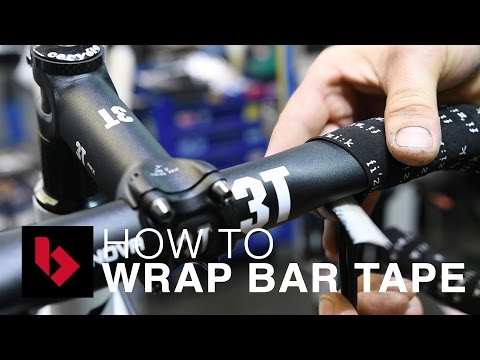 How to Wrap Bartape - BikeExchange Workshop Series