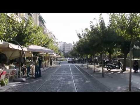 Makrigianni Street and the New Acropolis Museum