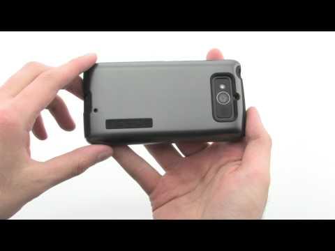 Incipio DualPro SHINE Dual Protection with Aluminum Finish for Motorola Droid MINI