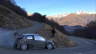 Toyota Yaris WRC 2017 Test - J.M Latvala / M. Anttila