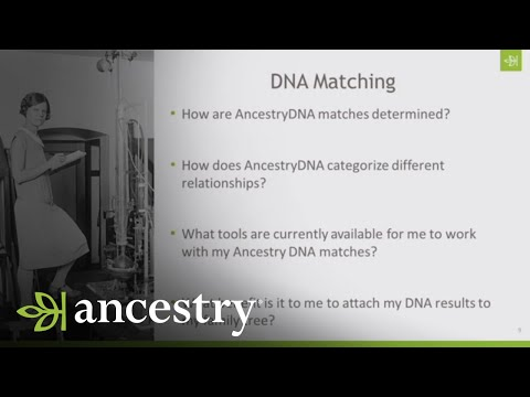 FAQ 2 - Ethnicity and Matching | AncestryDNA