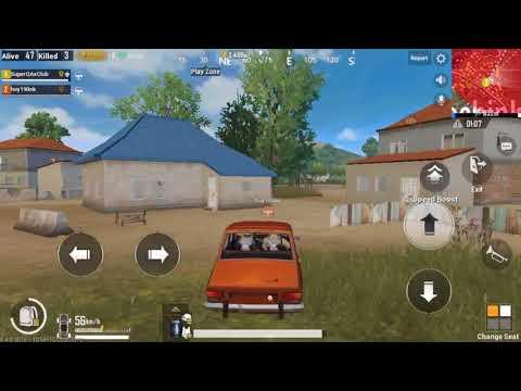 PUBG Mobile #1 - Trận win đầu tiên trên video