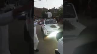 Khanpur gujjar wedding car