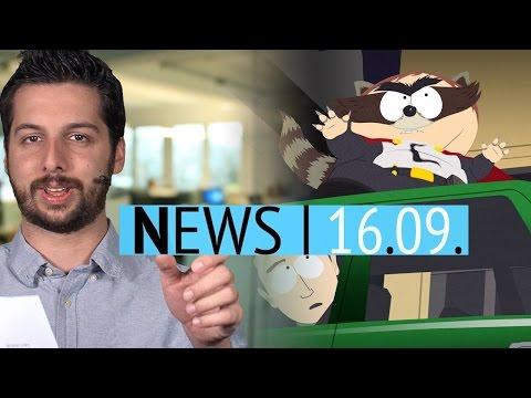 News: South Park 2 verschoben - Bioshock-Erfinder schämt sich für verschollenes Spiel