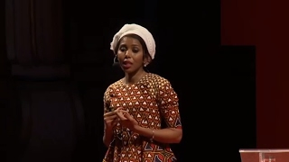 FGM: How to Face the Desert of Indifference | Jaha Dukureh | TEDxBari