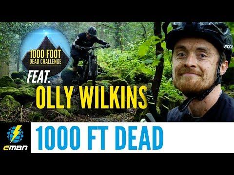 EMBN Vs Olly Wilkins | 1000 Foot Dead Challenge