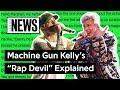 "Machine Gun Kelly's ""Rap Devil"" (Eminem Diss) Explained   Song Stories"