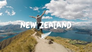 Backpacking Around New Zealand