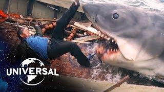 Jaws | Scariest Shark Attacks