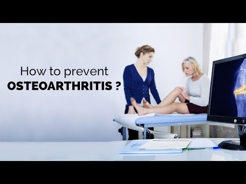 Osteoarthritis - how to prevent it ? | Knee pain and arthritis cure |  | treatment | remedy