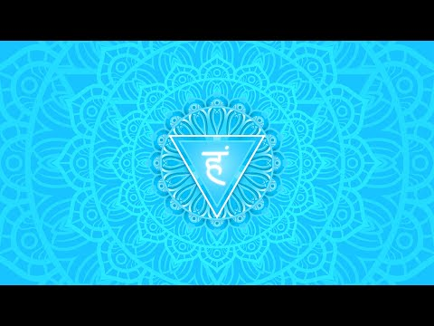 *Extremely Powerful* THROAT CHAKRA Healing - A Guided Meditation