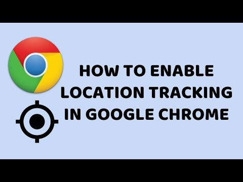 How to Enable Location Tracking in Google Chrome   Turn On Location Tracking in Chrome - Hindi