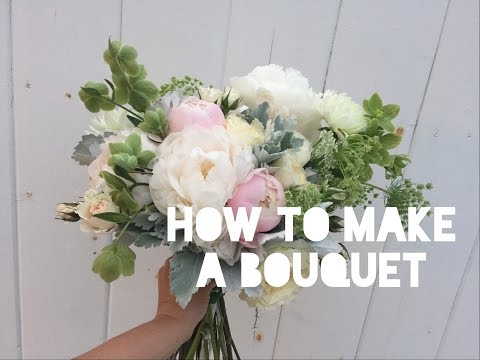 Flower Design 101 // BOUQUETS