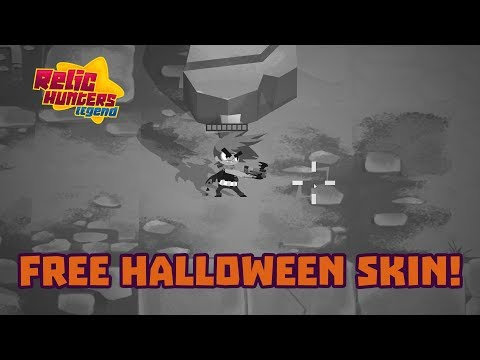 Relic Hunters Legend - Halloween Kickstarter Surprise