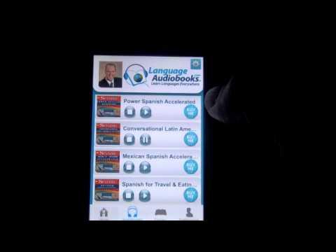 Language Audiobooks Free App