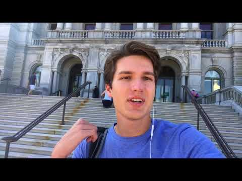 Studying at the Library of Congress