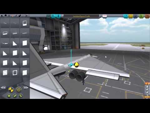 KSP:How to make a spaceplane, Breakdown