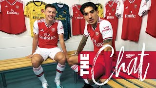 THE CHAT - FBU EDITION | Kieran Tierney & Hector Bellerin | Mbappe, fashion and reality TV stardom!