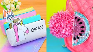 7 Easy DIY School Supplies! Cheap DIY Crafts for Back to School with DIY Lover! #9