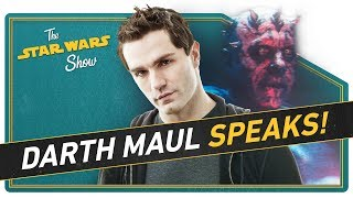 Sam Witwer on Voicing Maul and Star Wars: Galaxy