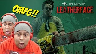 LEATHERFACE IS HERE AND HE IS NO JOKE!!! [NEW DLC]