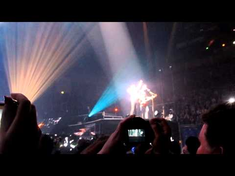 Muse, Undisclosed Desires @O2 arena, London