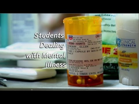 Students Dealing with Mental Illness